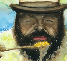 Bud Spencer & Beans by frankie80