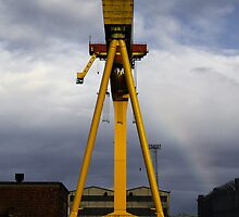 Harland & Wolff Standing Tall by Wrayzo