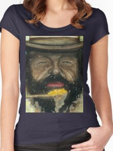 Bud Spencer & Beans Women's Fitted Scoop T-Shirt
