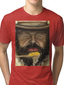 Bud Spencer & Beans Tri-blend T-Shirt