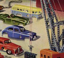 Vintage toys Sticker