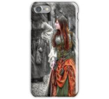 Renaissance Damsel iPhone Case/Skin