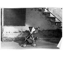 Abandoned - Left behind  Poster