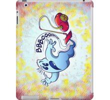 Ghost Vacuum Cleaner Nightmare iPad Case/Skin