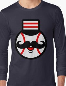 Cincinnati Redlegs Long Sleeve T-Shirt