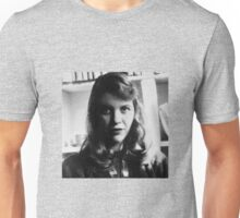 Sylvia Plath - Photo Unisex T-Shirt