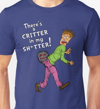 Critter in my Sh*tter (Censored) T-Shirt