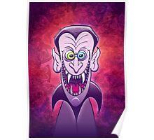 Evil Dracula Poster