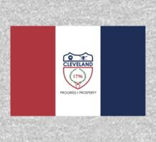 Cleveland Ohio Flag by cadellin