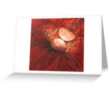 Mars & Venus (When I first met you...) Greeting Card
