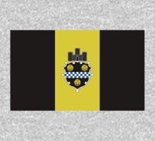 Pittsburgh Flag by cadellin