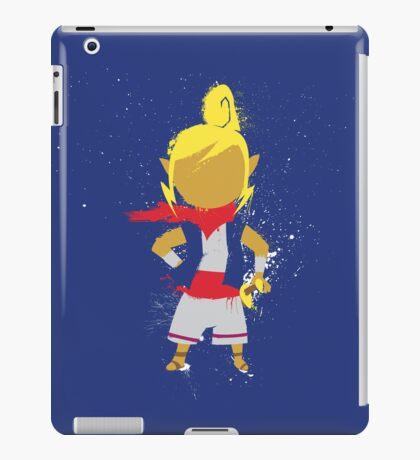 Tetra/Princess Zelda Wind Waker Shirt iPad Case/Skin