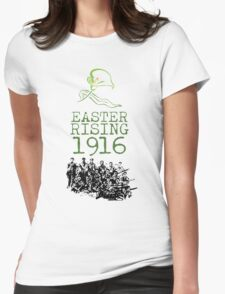 The Volunteers - Easter Rising 100th Anniversary Womens Fitted T-Shirt
