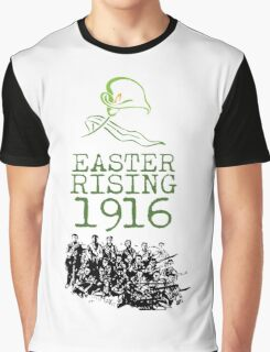 The Volunteers - Easter Rising 100th Anniversary Graphic T-Shirt