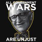 Murray Rothbard Anti War by psmgop