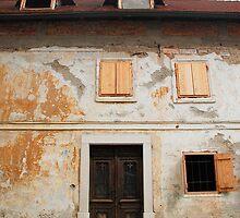 Historic Building in Skofja Loka 2 by jojobob