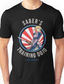 Saber's Training Dojo Unisex T-Shirt