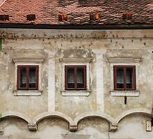 Historic Building in Skofja Loka 5 by jojobob