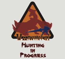 Monster Hunter - Hunting in progress by Zoster91