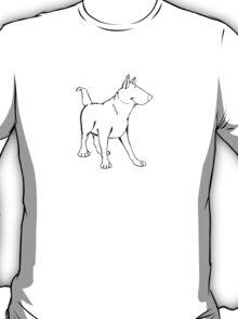 The Bull Terrier T-Shirt
