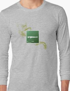 Breaking Bad final episode m60 machine gun Long Sleeve T-Shirt