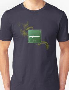Breaking Bad final episode m60 machine gun Unisex T-Shirt