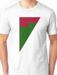 Morph - Red & Green Unisex T-Shirt