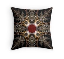 Red Dwarf Throw Pillow