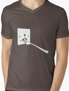 Life will find a way Mens V-Neck T-Shirt