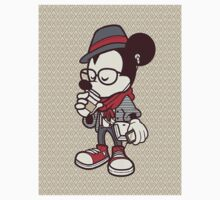 mickey in daily life by madisonavenue