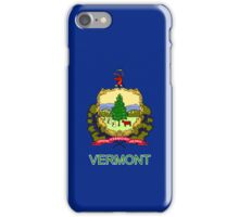 Smartphone Case - State Flag of Vermont V iPhone Case/Skin