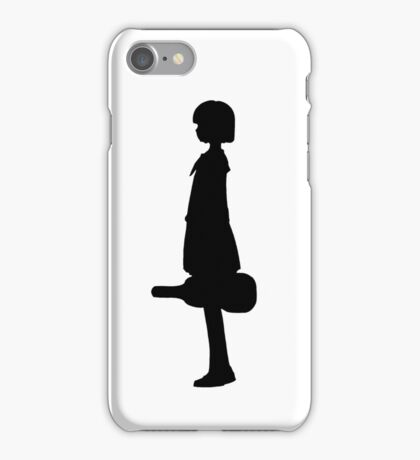 However, she is still an adolescent child iPhone Case/Skin