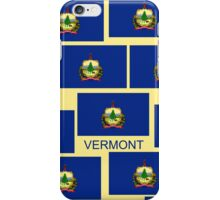 Smartphone Case - State Flag of Vermont VII iPhone Case/Skin