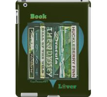 Book Lover 1 iPad Case/Skin