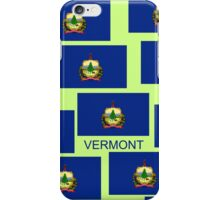 Smartphone Case - State Flag of Vermont VIII iPhone Case/Skin