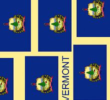 Smartphone Case - State Flag of Vermont XI by Mark Podger
