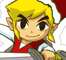 Merry Link,mas Sticker
