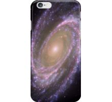Spiral Galaxy M81 iPhone Case/Skin
