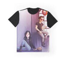 Sad Heroes Graphic T-Shirt