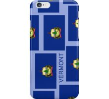 Smartphone Case - State Flag of Vermont XIII iPhone Case/Skin