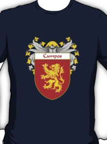 Campos Coat of Arms/Family Crest T-Shirt