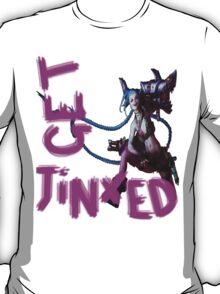 League of Legends - Get Jinxed T-Shirt