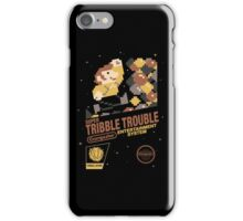 Super Tribble Trouble iPhone Case/Skin