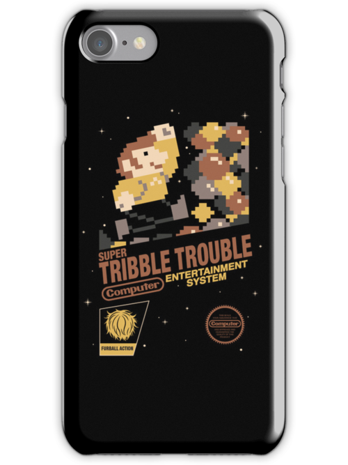 Super Tribble Trouble by Fanboy30