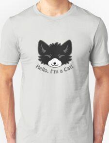 Hello, I'm a Cat! T-Shirt