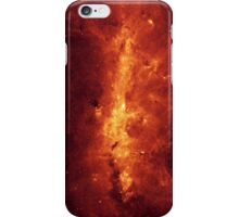 Milky Way in Infrared iPhone Case/Skin