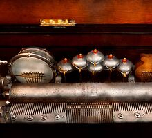 Steampunk - Music - Play me a tune  by Mike  Savad