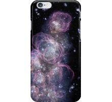Irregular Dwarf Galaxy Zwicky 18 iPhone Case/Skin