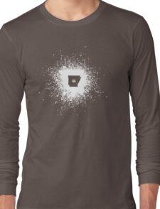 Arkansas Equality White Long Sleeve T-Shirt