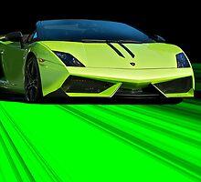 2013 Lamborghini Performonte  by DaveKoontz